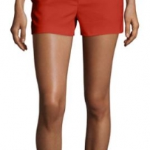 Cady Shorts, Poppy Red