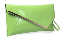 Leather Accent Envelope