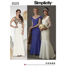 simplicity-bridal-gown-pattern-8329-envelope-front