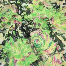 6c-71-swirl-print-semi-sheer-dress-fabric-green-multicoloured-per-metre