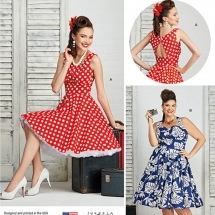 simplicity-8051-aa-simplicity-ladies-sewing-pattern-8051-vintage-style-dresses