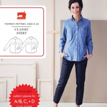 lcp018cl-liesl-co-ladies-sewing-pattern-classic-shirt